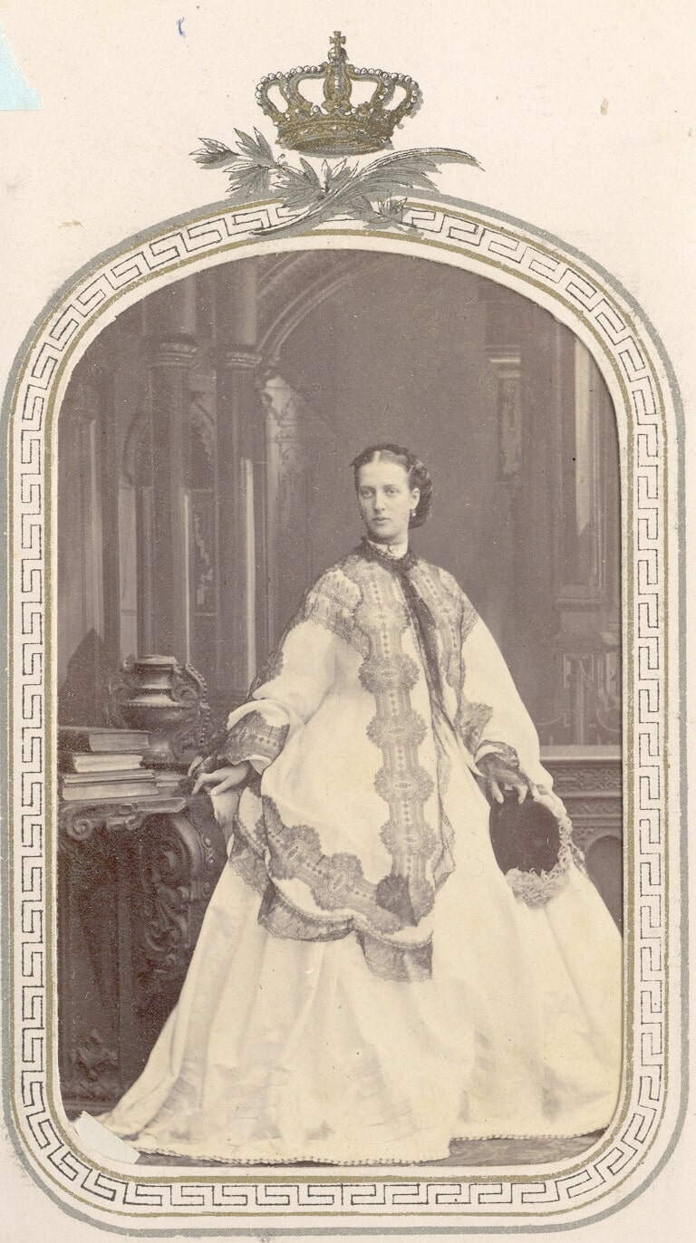 Alexandra of Denmark, Princess of Wales