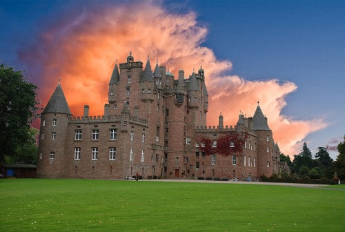 Glamis-scotland-Castle