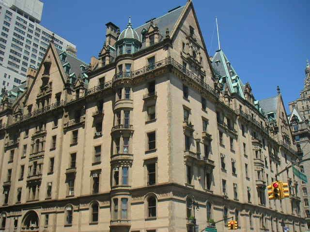 The Dakota-New York-Prince Mickael of greece-