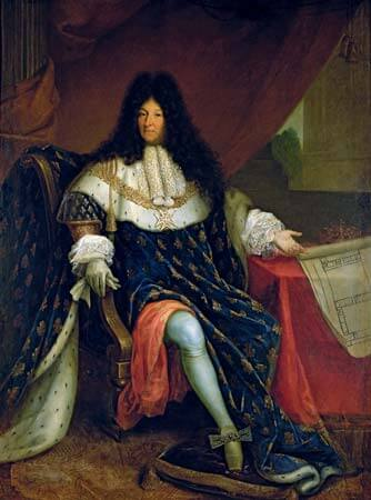 Louis XIV-king-of-france-michael-of-greece