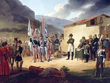 In the month of July 1808, panic reigned in Madrid