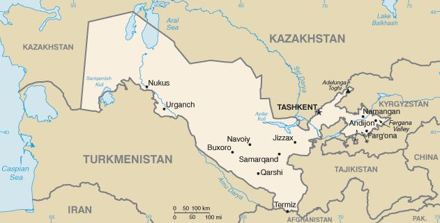 map Tashkent_exil_Russia_Scandal_Michael of Greece_Chronicles